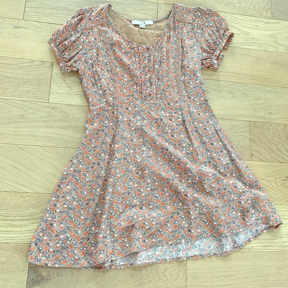 Vintage looking dress forever 21 size sm